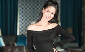 Hoa hậu Dương Thùy Linh xinh đẹp và quyến rũ trong bộ ảnh mới