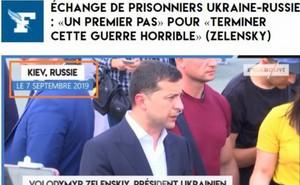 """Tờ báo hàng đầu của Pháp mắc sai lầm tai hại, biến Kiev thành """"của Nga"""": TT Ukraine bị xúc phạm?"""