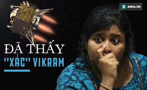 Cái chết của tàu Vikram trên Mặt Trăng: Chỉ một câu nói, Thủ tướng Ấn Độ xóa tan bi kịch