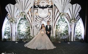 Tiết lộ kinh phí tổ chức tiệc cưới con gái Minh Nhựa đã lên tới 20 tỷ đồng, riêng tiền hoa trang trí đã là 700 triệu!