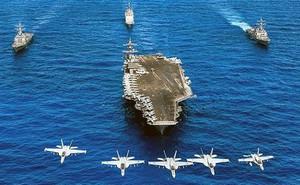 """""""Trung Quốc hiếu chiến và thiếu hiểu biết khi đe dọa đánh chìm tàu sân bay Mỹ"""""""
