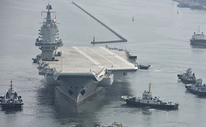 Trung Quốc hoàn tất thử nghiệm tàu sân bay lần thứ 4