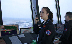 Một ngày của nữ kiểm soát viên không lưu 9X xinh đẹp