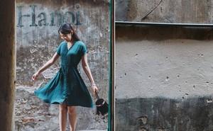 """Nóng: Dòng chữ """"Hanoi"""" trong con ngõ nổi tiếng bị xoá sổ, giới trẻ chính thức mất 1 góc chụp ảnh đặc trưng"""