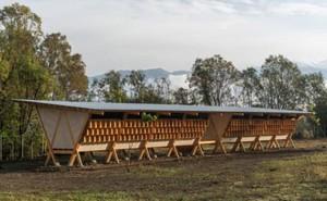 Chiêm ngưỡng chiếc chuồng gà giá 20.000 USD, được thiết kế bởi công ty kiến trúc danh tiếng