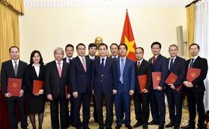 Bộ Ngoại giao bổ nhiệm 11 lãnh đạo cấp Vụ, Cục
