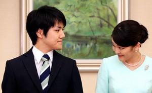 """Mako nàng công chúa Nhật Bản: Rời hoàng tộc vì tình yêu, chấp nhận chờ """"hoàng tử"""" trả nợ xong mới cưới"""