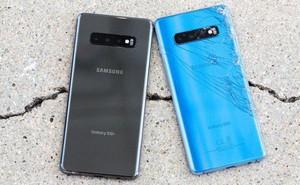Ơn giời, Galaxy S10 sang chảnh thế nhưng giá sửa vỡ màn hình còn rẻ chán so với Apple!