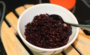 Nếp cẩm - siêu thực phẩm phòng bệnh ung thư