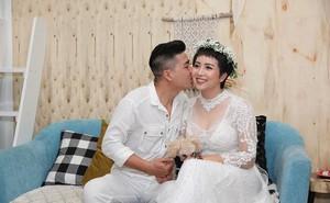 'Nữ hoàng Wushu' Thúy Hiền bất ngờ kết hôn sau 13 năm chia tay Tú Dưa