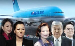"""Gia tộc tai tiếng Korean Air: Từ phu nhân đến cậu ấm, cô chiêu đều mắc bệnh """"nhà giàu"""", lạm dụng quyền và tiền lấn át kẻ yếu thế"""