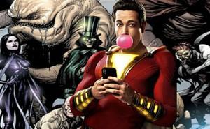 Shazam: 7 con quỷ Thất Đại Tội sở hữu sức mạnh và quyền năng kinh khủng như thế nào?