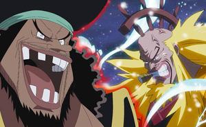 One Piece: Shiki sẽ tấn công Tổng bộ Hải quân... và bị Râu Đen kết liễu để đoạt lấy trái ác quỷ Fuwa Fuwa no Mi?