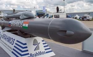 Nga và Ấn Độ tăng tầm bắn, tốc độ của tên lửa BrahMos
