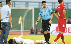 Trọng tài đã xin nghỉ… vẫn được phân công bắt V-League