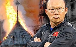 Từ Nhà thờ Đức Bà Paris đến 'ngọn lửa thiêu hủy di sản' của ông Park