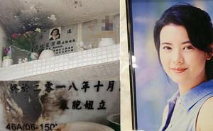 Đau lòng và phẫn nộ khi phần mộ Lam Khiết Anh không được dọn dẹp, bị bẩn đen