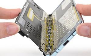 Mổ xẻ Galaxy Fold, iFixit phát hiện một lỗi thiết kế nghiêm trọng gây ra việc đột tử