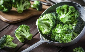 Tìm thấy chất đẩy lùi bệnh nan y trong bông cải