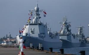 Trung Quốc đóng tàu chiến quá nhanh nên dần hết tên để đặt