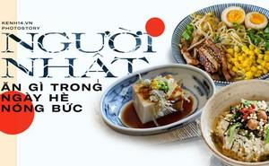 Học người Nhật dùng ẩm thực thổi bay cơn nóng mùa hè với 8 món ăn dưới đây
