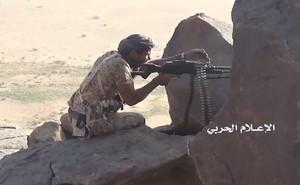 Du kích Houthi tiếp tục luồn sâu, tiêu diệt sinh lực Liên minh vùng Vịnh trên lãnh thổ Ả rập Xê út