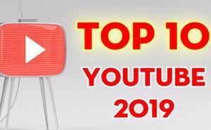 Bất ngờ với Top 10 YouTube nhiều sub nhất 2019: Một nửa lạ hoắc, chỉ có duy nhất một sao showbiz