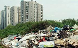 Chùm ảnh: Vừa hoạt động 3 tháng, con đường mang tên nhà tư sản Trịnh Văn Bô đã ngập ngụa rác thải
