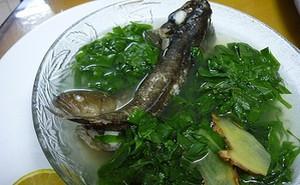 Cá bống: Món ngon, chữa nhiều bệnh