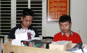 Triệt phá đường dây buôn bán thiết bị gian lận thi cử ở Hà Nội