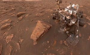 Phát hiện mới về sự sống trên sao Hỏa