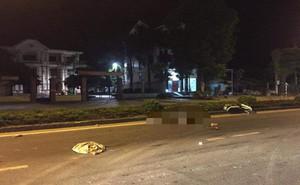 Nghệ An: Nghi vấn xảy ra va chạm giao thông khiến hai người tử vong