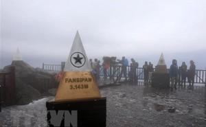 Đỉnh Fansipan cao hơn 4m so với cách đây 110 năm?