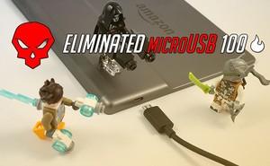 Đã đến lúc khai tử giao thức kết nối MicroUSB