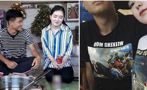 """Kể nhanh chuyện tình yêu của Chinh Đen và Mai Hà Trang: Bị fan """"tóm"""" cảnh hẹn hò, lộ ảnh về ra mắt gia đình và quyết định công khai"""