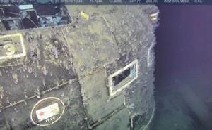 Bí ẩn vùng nước có phóng xạ gấp 800.000 lần bình thường, gần xác tàu ma