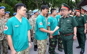 Tướng Vịnh nói về nét đặc biệt của Bệnh viện dã chiến cấp 2 số 2