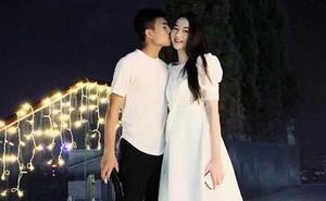 Sao U23 Việt Nam tái hợp bạn gái Hoa khôi Kinh Bắc: Còn yêu đâu ai rời đi