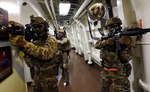 Hàn Quốc cử đơn vị thiện chiến tới eo biển Hormuz đối phó Iran?