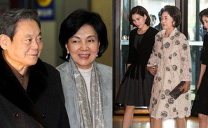 Phu nhân cựu chủ tịch Samsung: Ái nữ tờ báo danh tiếng lui về làm hậu phương cho chồng, nữ chủ nhân thật sự của tập đoàn lớn nhất Hàn Quốc