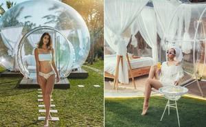HOT: Đà Lạt lộ diện căn phòng bong bóng y hệt Bali, người khen kẻ chê, đại diện resort nói gì?