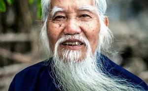 Nhân vật ông lão Việt Nam vào chung kết cuộc thi ảnh lớn nhất thế giới