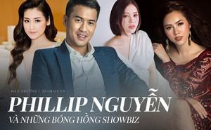 Hồ sơ tình ái của em chồng Hà Tăng - Phillip Nguyễn: Hẹn hò toàn Á hậu, chân dài nổi tiếng nhất nhì showbiz Việt