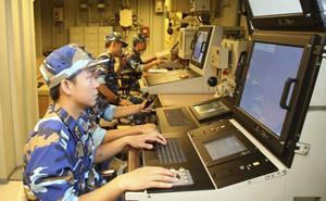 Tàu 016-Quang Trung đến Liên bang Nga - Kỳ 1: Một hải trình dài ấn tượng