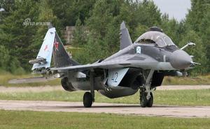 [ẢNH] Chuỗi ngày buồn của tiêm kích hạm MiG-29K khi hải quân Nga không còn tàu sân bay