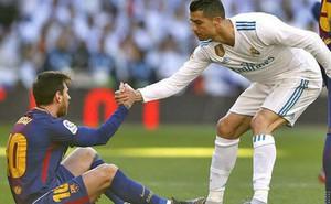 LẦN ĐẦU TIÊN: Ronaldo công khai bày tỏ ngưỡng mộ Messi, hé lộ khả năng đi ăn tối cùng nhau