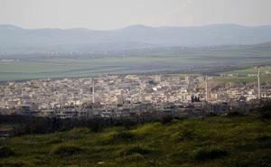 Video cận cảnh mức độ tàn phá của phiến quân tại thị trấn chiến lược ở Syria