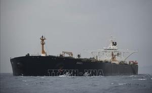 Mỹ trừng phạt siêu tàu chở dầuAdrian Darya 1 của Iran