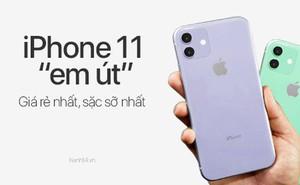 """3 thứ ăn tiền đắt giá của iPhone 11: Rẻ nhưng mà không """"ôi"""", màu mới bóng lộn nổi nhất phố"""