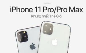 """""""Quái vật"""" iPhone 11 Pro/Pro Max: Màn hình siêu đẹp, sống ảo chuẩn xịn kiểu mới, tốc độ 1 nghìn tỷ phép tính/giây"""